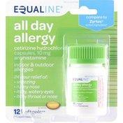 Equaline All Day Allergy, Softgels
