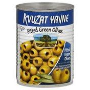 Kvuzat Yavne Olives, Green, Pitted