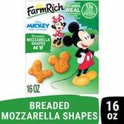 Farm Rich Mozzarella Shapes