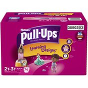 Pull-Ups Learning Designs for Girls 2T-3T Training Pants