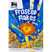 Food Lion Cereal, Frosted Flakes
