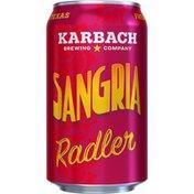 Karbach Brewing Co. Sangria Radler Beer