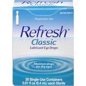 Refresh Classic Lubricant Eye Drops
