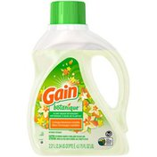 Gain Botanique Orange Blossom Vanilla Liquid Laundry Detergent