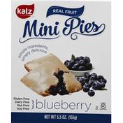 Katz Gluten Free Mini Pies Blueberry