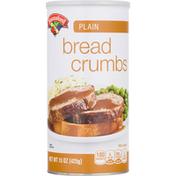 Hannaford Bread Crumbs, Plain