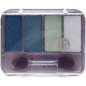 CoverGirl Queen Collection COVERGIRL Queen Collectionn Eye Shadow Quads Blue Notes .19 oz Female Cosmetics