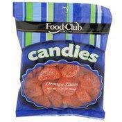 Food Club Orange Slices Candies