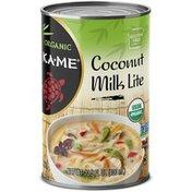 Ka-Me Coconut Milk, Lite, Organic