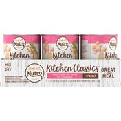 NUTRO Kitchen Classics Adult Family Dinner with Turkey Rice & Vegetables Dog Food