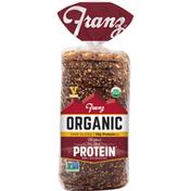 Franz Bread, Organic, Thin Sliced, Mt. Hood
