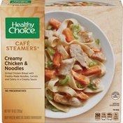 Healthy Choice Cafe Steamers Chicken And Noodles