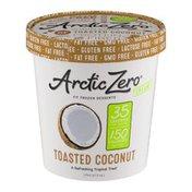 Arctic Zero Fit Frozen Desserts Creamy Toasted Coconut