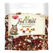 Kaytee Food From The Wild Carrot, Pumpkin Seed, Peanut, Rose Petal, Sunflower Seed Nature's Foraging Blend Snack For Hamsters, Gerbils, Rats And Mice