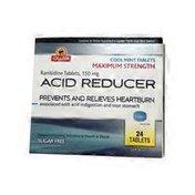 ShopRite Sugar Free Ranitidine Tablets, 150 Mg, Acid Reducer