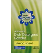 Safeway Dish Detergent, Automatic, Powder, Lemon Scent