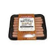 Farmer John California Natural Maple Sausage Links