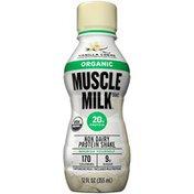 CytoSport Muscle Milk Organic Creme Non Dairy Protein Shake