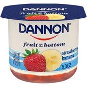 Dannon Strawberry Banana Yogurt
