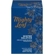 Mighty Leaf Winter Solstice Whole Leaf Black Tea Bags
