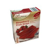 Simply Nature Strawberry Fruit Strip