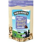 Ben & Jerry's Dough Chunks Chocolate Chip Cookie Dough Chunks