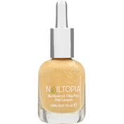 Nailtopia Nail Lacquer, Just Peachy, 6000-26