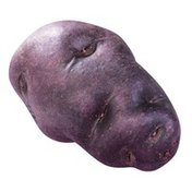 Loose Purple Potatoes
