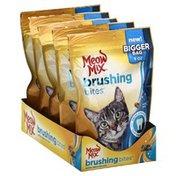 Meow Mix Treats for Cats, Dental, Tuna, Bigger Bag