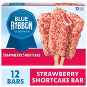 Blue Ribbon Classics Strawberry Shortcake Frozen Treat Bar