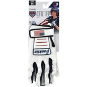 Franklin`s Teleme Franklin Women's CFX Pro Fastpitch Batting Gloves 2020