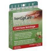 Quantum Cold Sore Bandage, Invisible