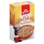 Granvita Instant Oats, Maple & Brown Sugar