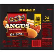 Ball Park Uncured Angus Beef Franks