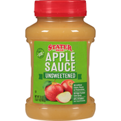 Stater Bros. Markets Unsweetened Apple Sauce