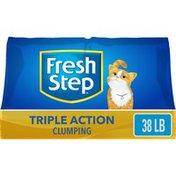 Fresh Step Clumping Cat Litter