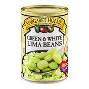 Margaret Holmes Green & White Lima Beans