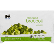 Food Lion Broccoli, Chopped, Bag