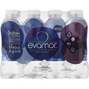 Evamor Artesian Water, Natural