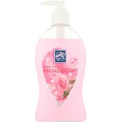 Lucky Super Soft Hand Soap, Rose Petals