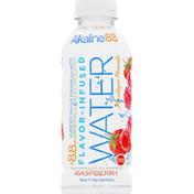 Alkaline88 Water, Raspberry, Flavor Infused, Himalayan Minerals