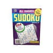 Kappa All Easy Sudoku
