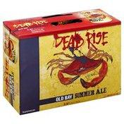 Flying Dog Beer, Old Bay Summer Ale, Dead Rise