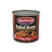 Key Food Baked Beans With Bacon & Brown Sugar