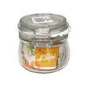 La Parfait 0.25 Liter Super Terrine Canning Preserving Jar