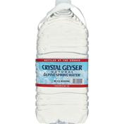 Crystal Geyser Alpine Spring Water Alpine Spring Water, Natural