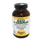 Country Life Maxi C-Complex 1000 mg Tablets