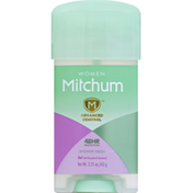 Mitchum Anti-Perspirant & Deodorant, Women, Gel, Shower Fresh