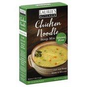 Lauries Kitchen Soup Mix, Chicken Noodle