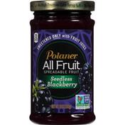 Polaner Seedless Blackberry Spreadable Fruit
